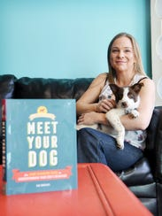 Kim Brophey, a certified dog behavior consultant and
