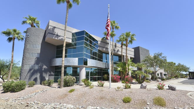 Walgreens is moving hundreds of jobs from an office in Tempe to an office in Chandler.
