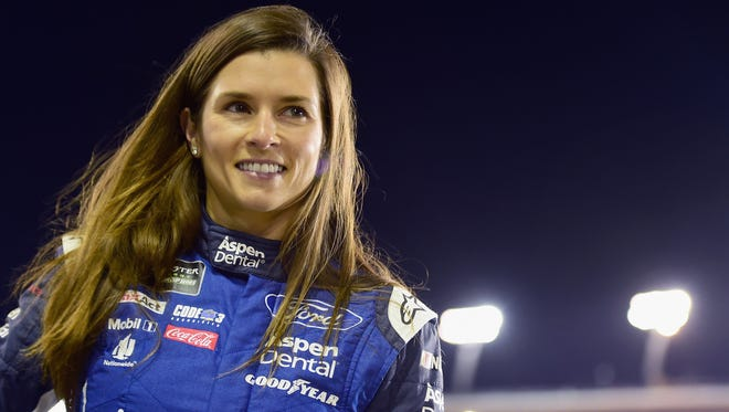 Danica Patrick said she and Aaron Rodgers kept loosely touch since they first met at the ESPY Awards in 2012.