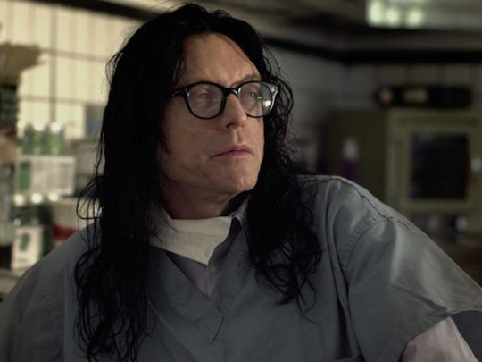"""Tommy Wiseau plays a mortician named Harvey Lewis in """"Best F(r)iends."""""""