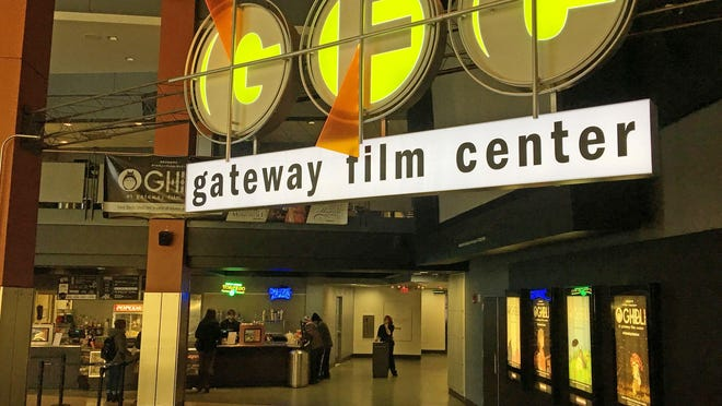 The Gateway Film Center in the Ohio State University campus area