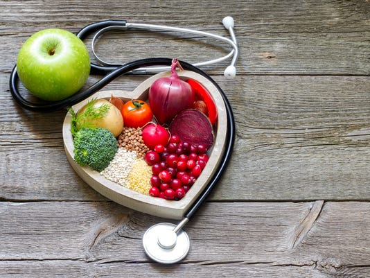 #stockphoto - Nutrition, health research, heart health