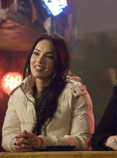 """Megan Fox (left) and  Amanda Seyfried scare up some laughs in the 2009 film """"Jennifer's Body."""""""