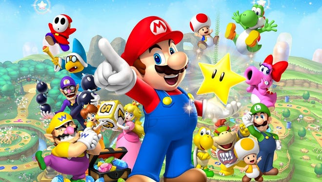Mario Party Star Rush review.