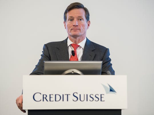 AP Switzerland Credit Suisse Earns