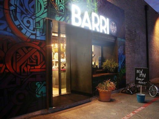 Closed Barrio Urbano Chef And Restaurateur Silvana