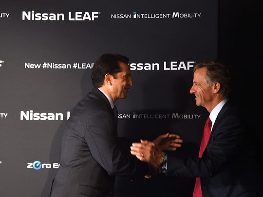 José Muñoz, Chief Performance Officer of Nissan Motor