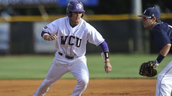 Erwin alum Garrett Brown recently completed his college baseball career at Western Carolina University.