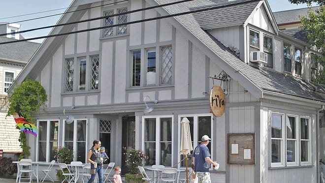 Riva on Front Street in Scituate is closing.