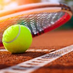 Locals fare well at L-L, Mid-Penn tennis