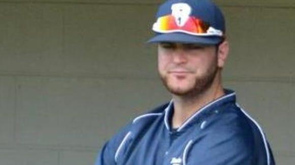 Roberson baseball assistant coach Shane Galloway.