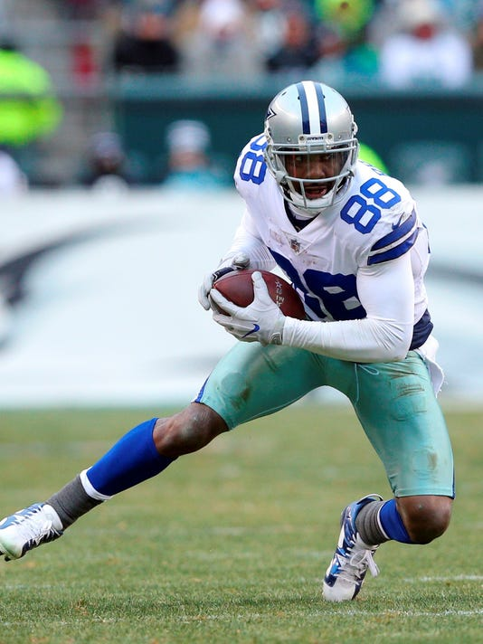 Baltimore Ravens Have Interest In Wide Receiver Dez Bryant