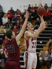 Pulaski forward Jacob DeStarkey should be one of the top players in the area this season.