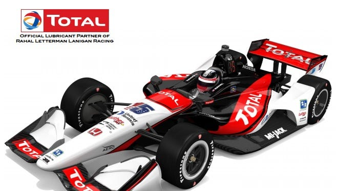 Total Quartz will serve as the primary sponsor for Rahal Letterman Lanigan Racing driver Graham Rahal's No. 15 car at this year's Toyota Grand Prix of Long Beach.