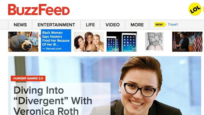 There's more to 'BuzzFeed' than charticles and lists.
