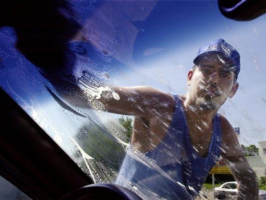 Ocean Spray Car Wash Melbourne Florida