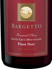 The 2013 Bargetto Pommard Clone Santa Cruz Mountains pinot noir is one of the two releases being poured by the winery at the Pinot Noir Summit.