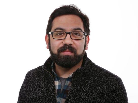 Hasan Dudar, reporter, Detroit Free Press