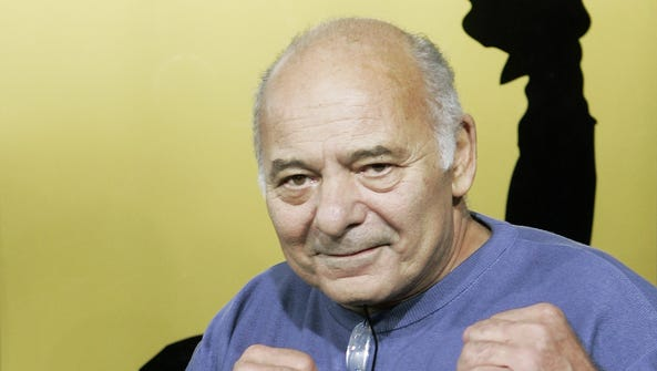 "Burt Young who played Paulie in ""Rocky"" films will"