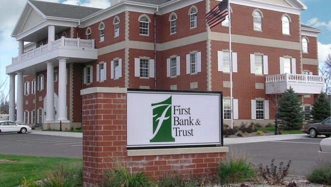 First Bank & Trust's headquarters in Brookings.