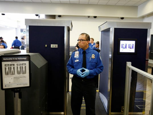 Scientists Tsa Scanners Didn T Zap Travelers With Too