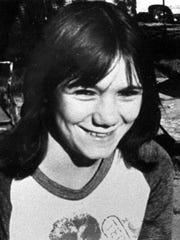 Karen Baker, 20, disappeared June 5, 1987. Her body