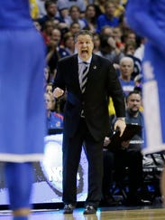 AP NCAA Kentucky Wichita St Basketball_001