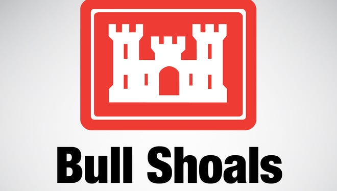 Army Corps of Engineers Bull Shoals Lake logo