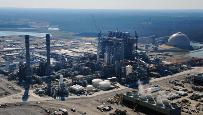 Mississippi Power Co.'s Kemper County coal plant, which has now been converted to burn natural gas.