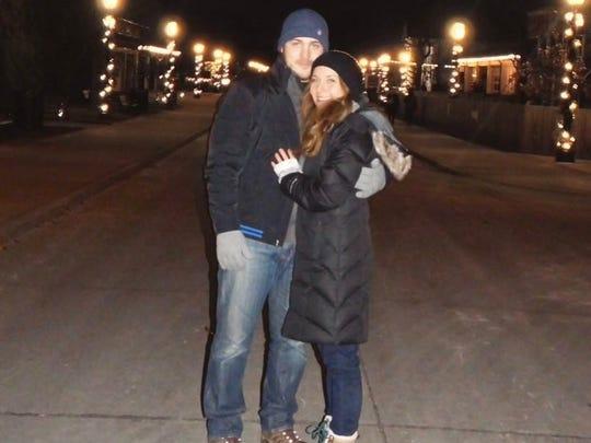 Jacob Pike and Kayla Daugherty
