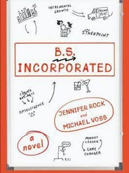 """B.S., Incorporated"" is a novel based on life in a"