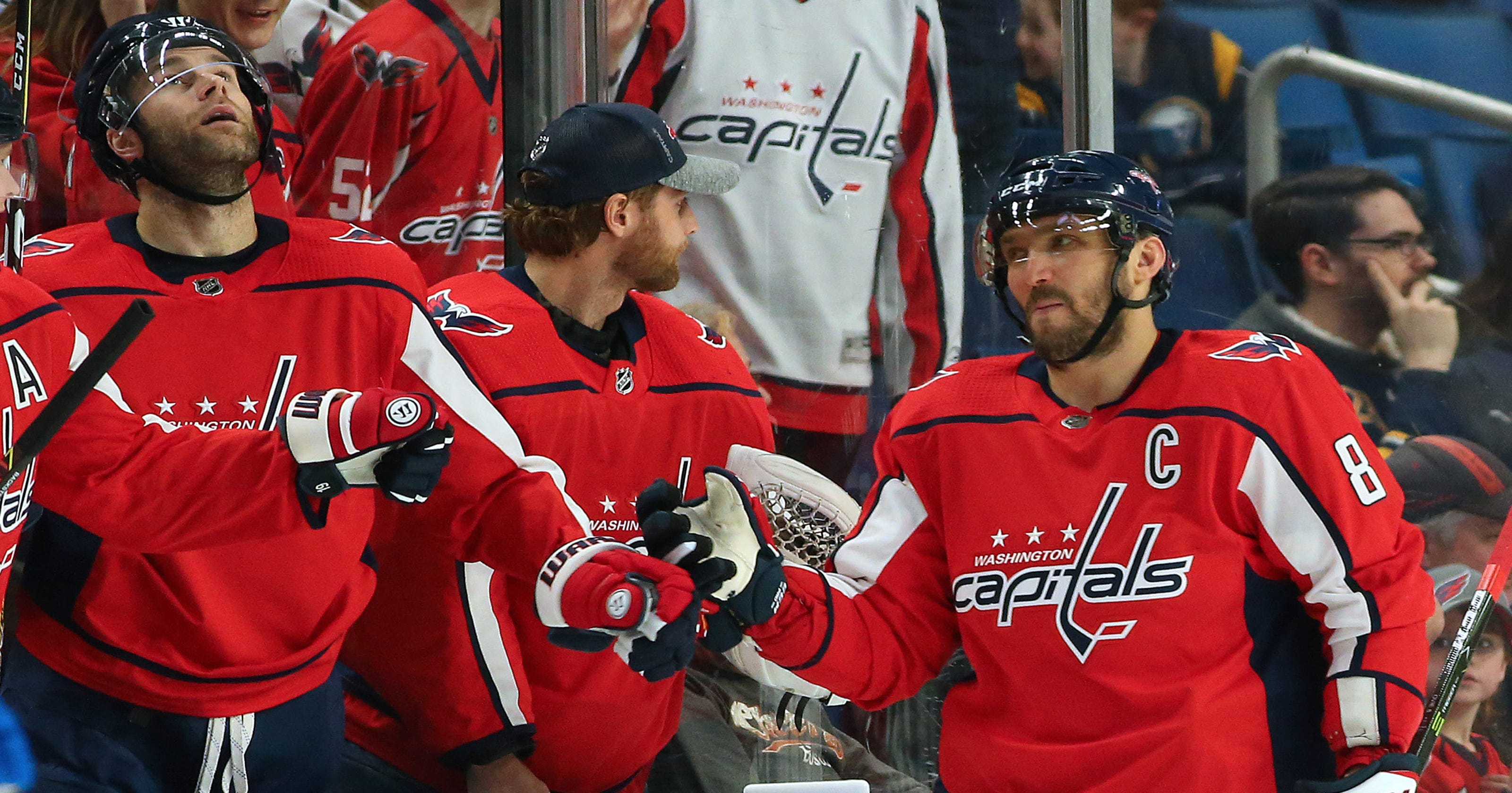 Alex Ovechkin s 593rd goal helps Capitals beat Sabres 08c27966411a