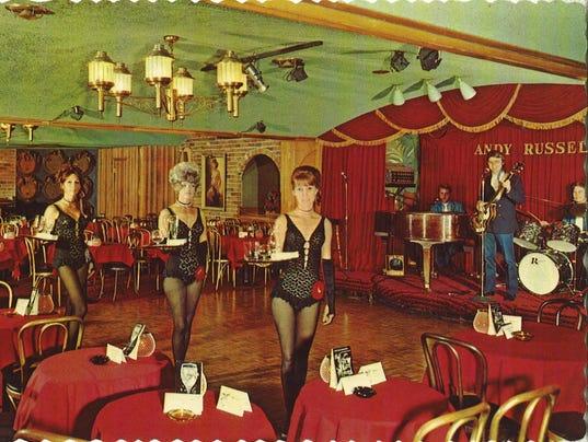 French Quarter in Safari Hotel