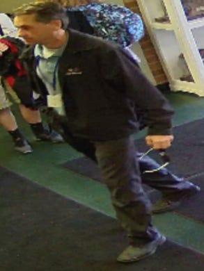 A man posing as a Google employee entered Oakland Christian School around 3 p.m. Thursday, according to federal officials.