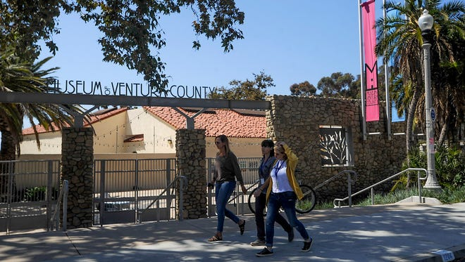 The Museum of Ventura County in Ventura will be closed until January.