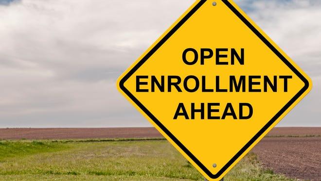 Medicare open enrollment gets underway soon, on Oct. 15.