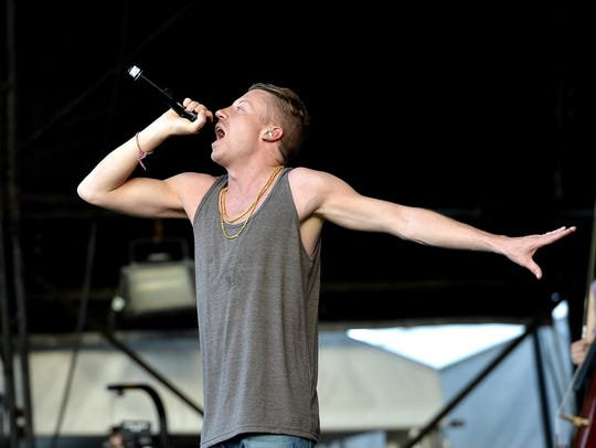 Ben Haggerty, better known by stage name Macklemore,