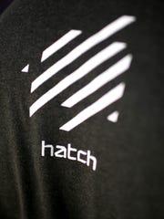 Hatch t-shirt. -Colby Rabon (colbyrabon@gmail.com) July 13, 2016