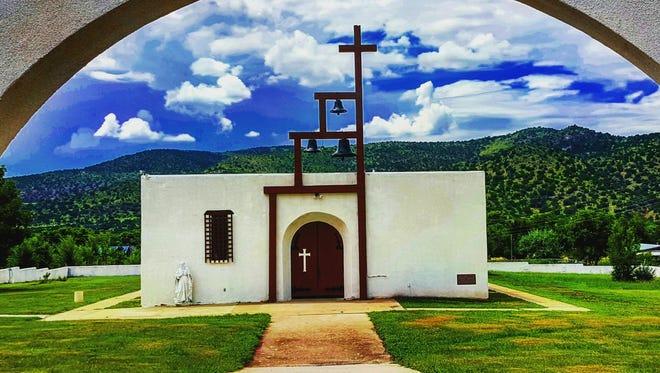 Parishioners at St. Jude Catholic Church are celebrating its 50th anniversary.