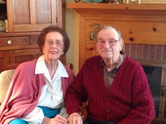 Anniversaries: John Radavich & Helen Radavich