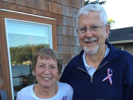 Engagements: Jim Sexson & Joan Sexson