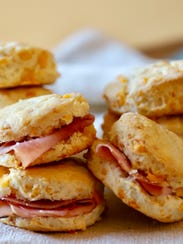 Easy Southern Cheddar Cheese Biscuits are delicious