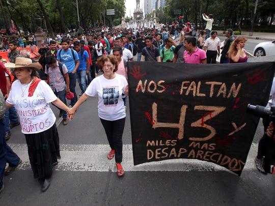 Al cumplirse 3 años del caso Ayotzinapa, Gobernador