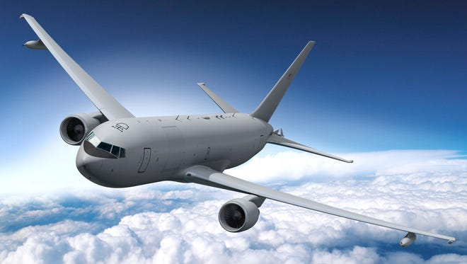 The KC-46A is intended to replace the U.S. Air Force's aging fleet of KC-135 Stratotankers. They provides vital air refueling capability for the Air Force.