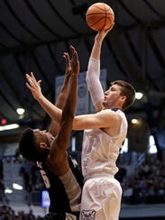Moeller grad Nate Fowler is averaging 6.1 points and 3.2 rebounds per game for Butler.