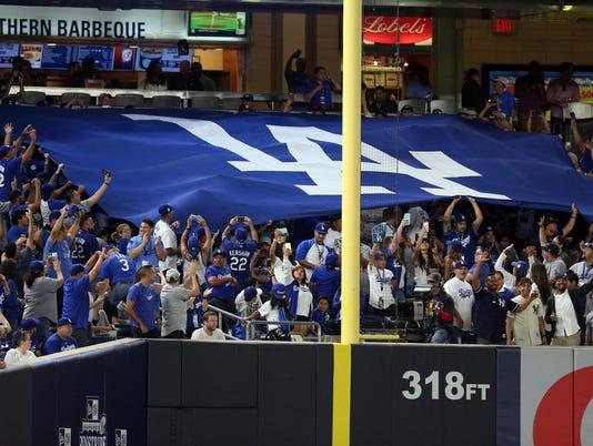USP MLB: LOS ANGELES DODGERS AT NEW YORK YANKEES S BBA USA NY