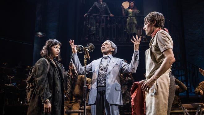 """""""Hadestown"""" is now slated to be the second show of the delayed new season from Broadway in Austin and Texas Performing Arts at Bass Concert Hall in June, 2021."""