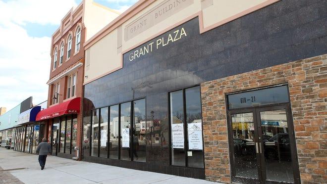 Grant Plaza on Landis Avenue in Vineland.