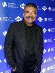 "Comedic actor George Lopez is among lead performers in ""Walking With Herb,"" filming in Las Cruces and Artesia through September."