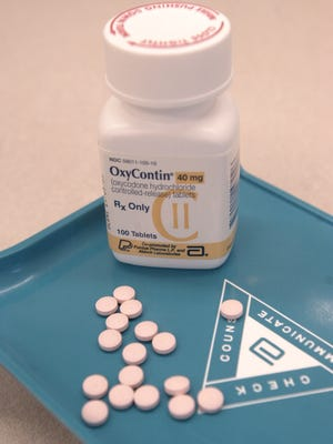 """Dr. Louis Spagnoletti of Evesham is accused of """"indiscriminately"""" prescribing painkillers, including OxyContin, the state Attorney General's Office said Tuesday."""
